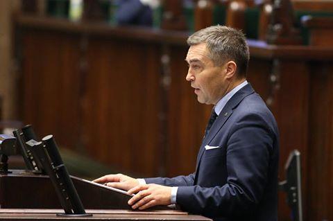 Warszawski Poseł Nowoczesnej donosi z Sejmu RP.