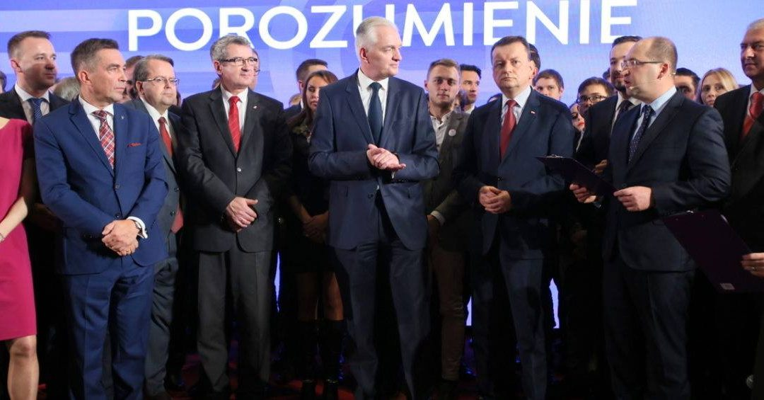Zbigniew Gryglas wsród założycieli #Porozumienia