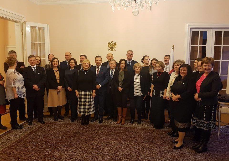 Komisja Łączności z Polakami za Granicą Sejmu Rzeczypospolitej z wizytą na Węgrzech