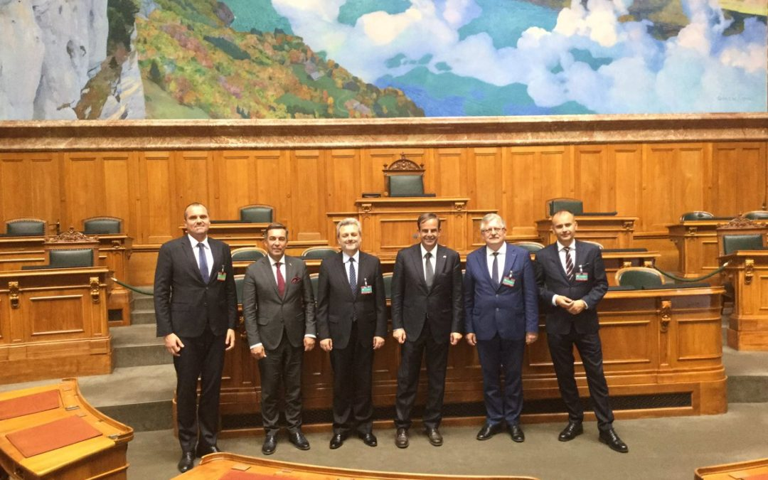 Wizyta Polsko – Szwajcarskiej Grupy Parlamentarnej w Szwajcarii