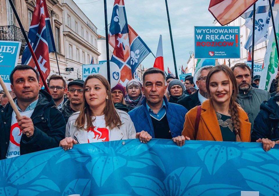 24 marca- Narodowy Marsz Życia