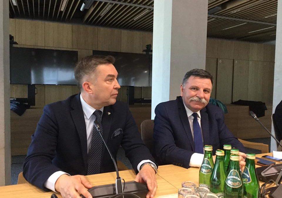 Posiedzenie Komisji Łączności z Polakami za Granicą.