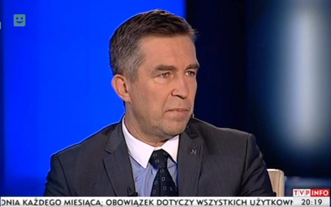 """""""Minęła dwudziesta"""" w TVP INFO (19 sierpnia 2016)"""