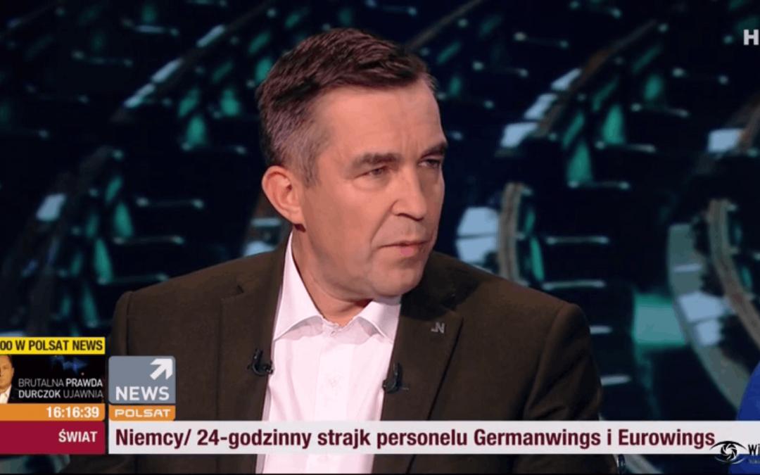 Porozumienie ws. CETA i Trybunał Konstytucyjny- Polsat NEWS