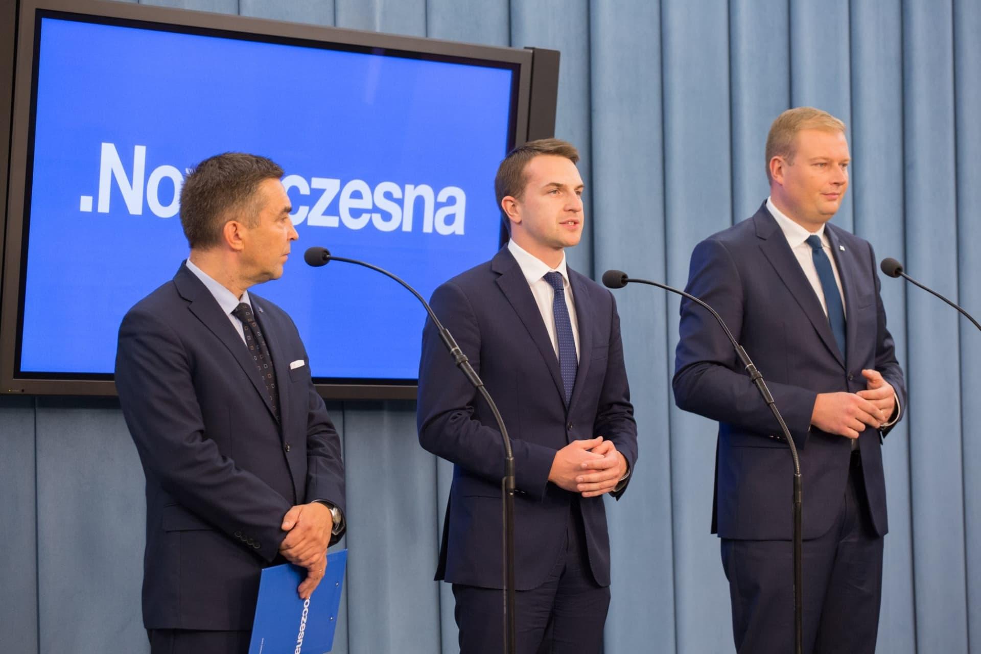 Szłapka, Gryglas Zembaczyński 25.10.2016. o zawłaszczaniu  państwa Nowoczesna (4)