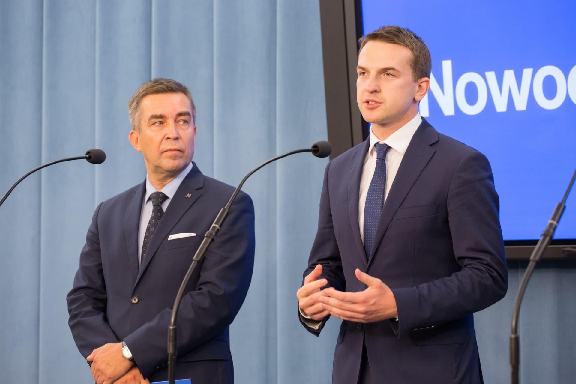 Szłapka, Gryglas Zembaczyński 25.10.2016. o zawłaszczaniu  państwa Nowoczesna (6)