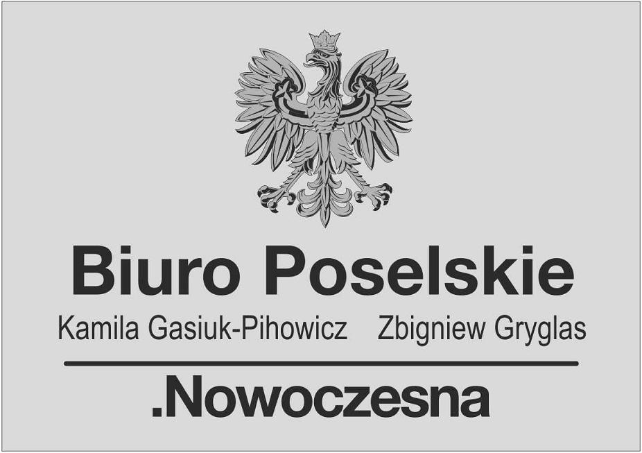 Otwarcie Biura Poselskiego Kamili Gasiuk- Pihowicz i Zbigniewa Gryglasa.
