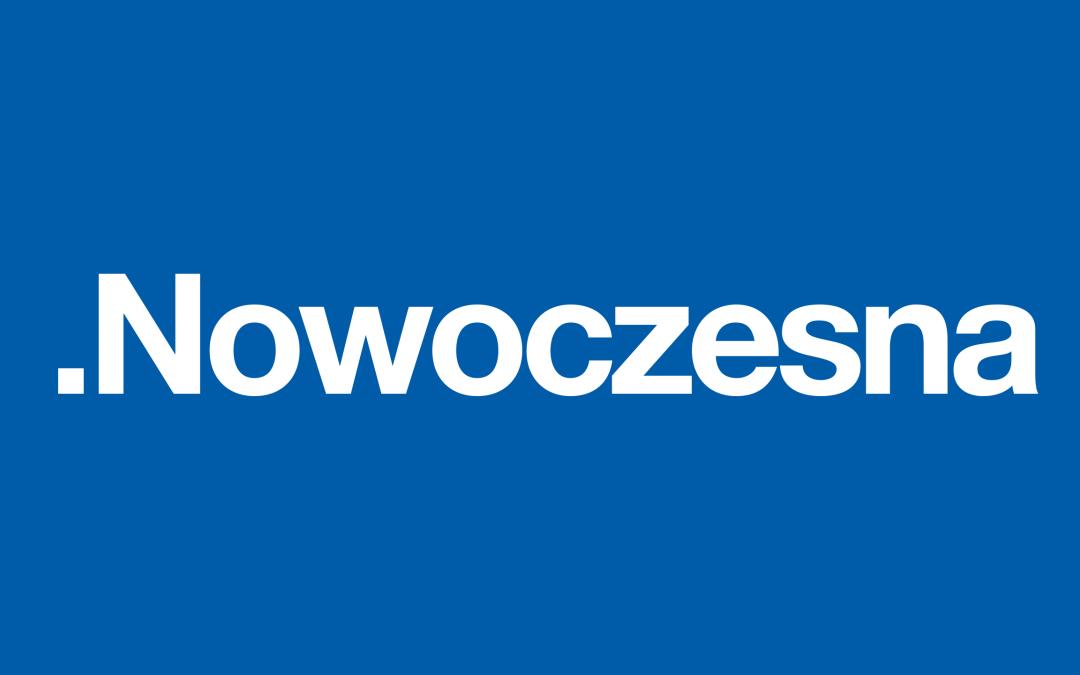 Zbigniew Gryglas w Prezydium Klubu Parlamentarnego Nowoczesnej.