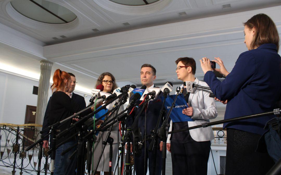 Zbigniew Gryglas wnosi do Sejmu projekt ustawy dla przedsiębiorców.
