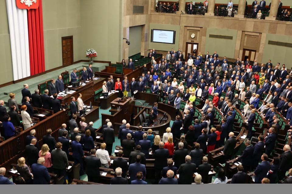48. posiedzenie Sejmu RP.