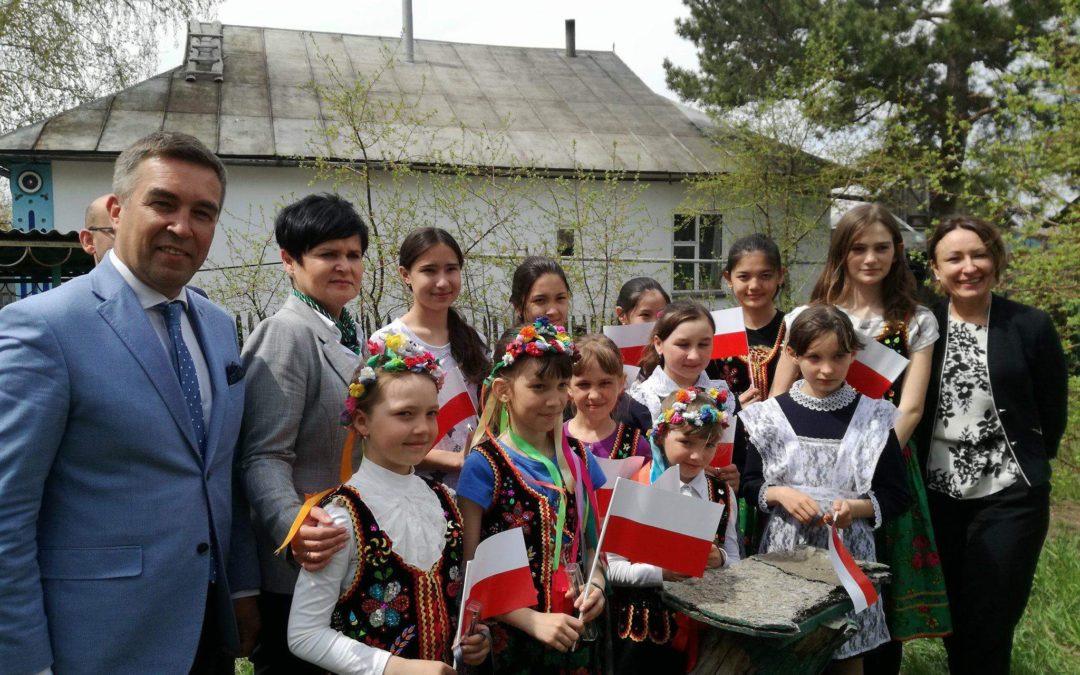 Spotkanie z w Polakami Kazachstanie