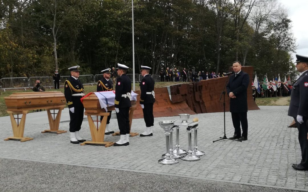Admirał Unrug wrócił do Polski…