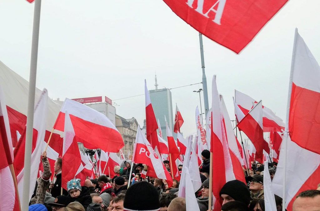 11.11.2018r – Setna Rocznica Odzyskania przez Polskę Niepodległości
