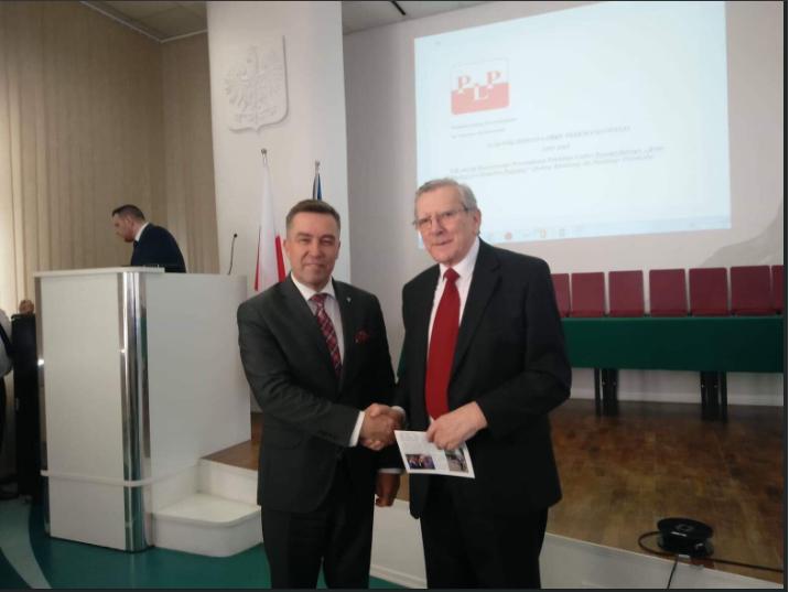 Uroczystość 26-rocznicy powstania Polskiego Lobby Przemysłowego