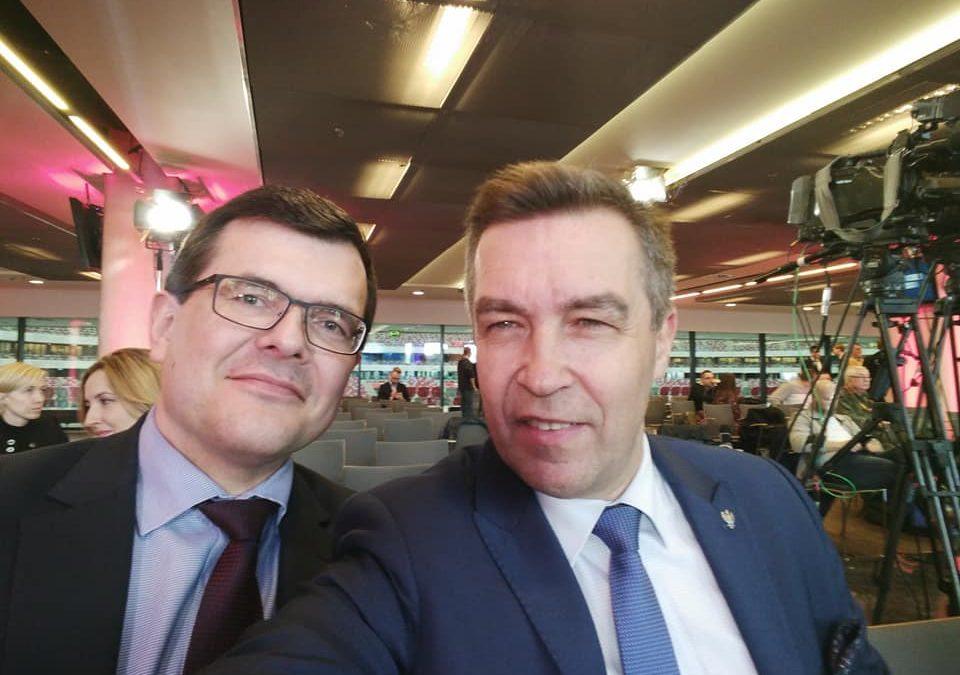 Konferencja Premiera Morawieckiego- Luka VAT