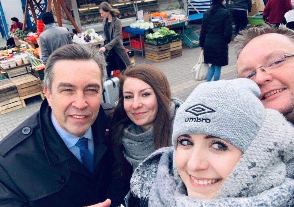 18 marca spotkanie z Wyborcami- Praga Południe