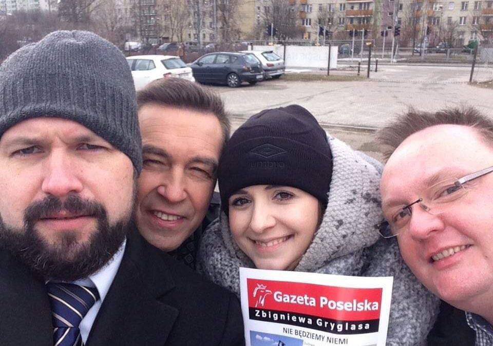 10 marca -Spotkanie z Wyborcami na Targówku