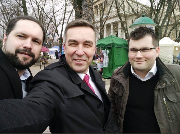 13 kwietnia spotkanie z Wyborcami Praga Północ