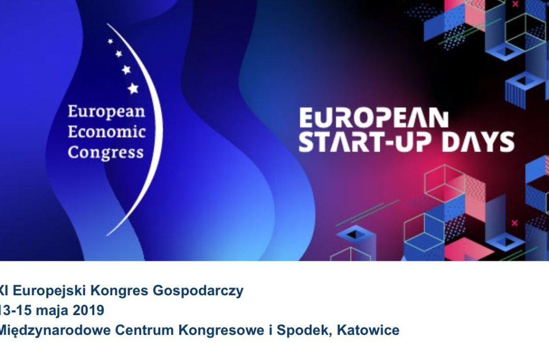 15 maja- Europejski Kongres Gospodarczy