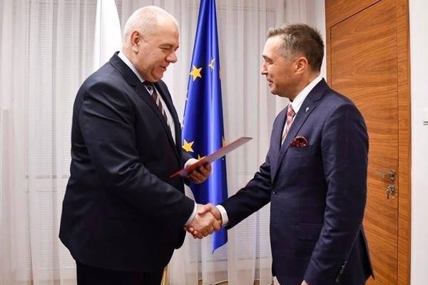 Zbigniew Gryglas został Wiceministrem w Ministerstwie Aktywów Państwowych