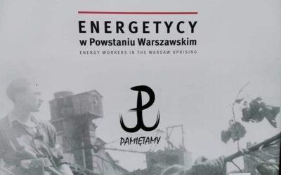 Energetycy w Powstaniu Warszawskim